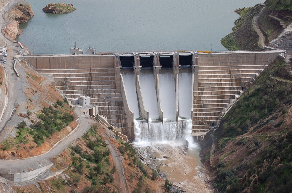 Barrage Yacoub Mansour