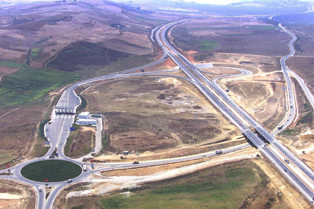Sidi Lyamani interchange – Rabat – Tangier highway