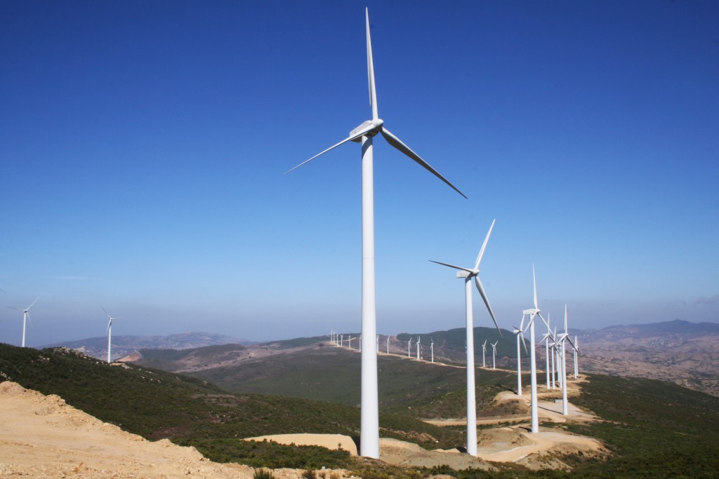 Wind farm – Tangier