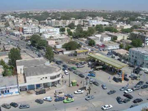 Organisation de transport urbain pour la ville de Nouakchott
