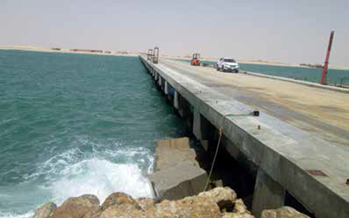 Tanit new port