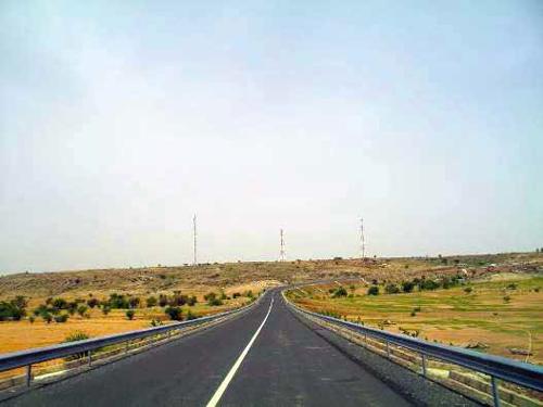 Route Sélibaby - M'Bout