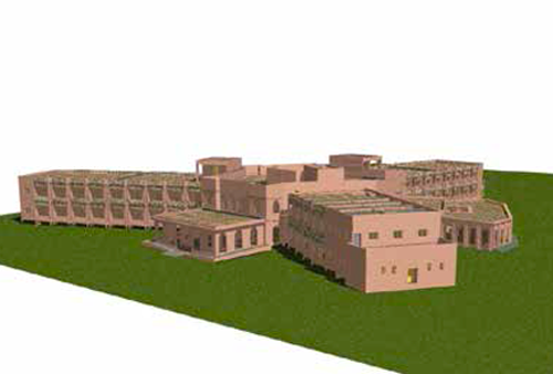 Hôtel à Abéché