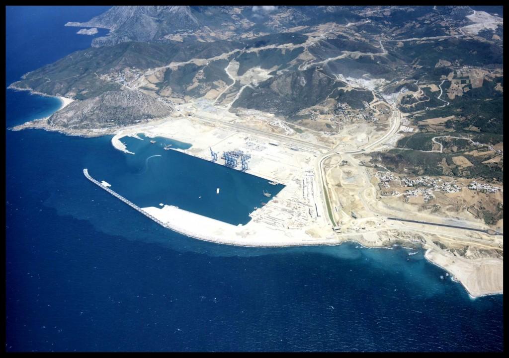 Port de Tanger Med