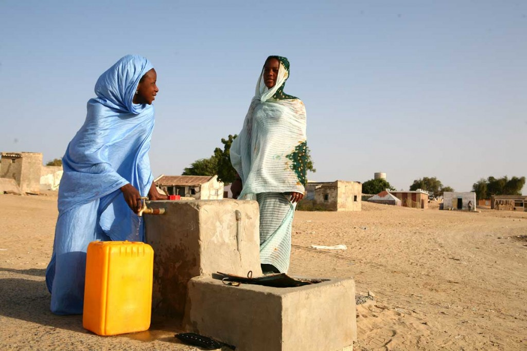 Water supply project in Northen Mauritania