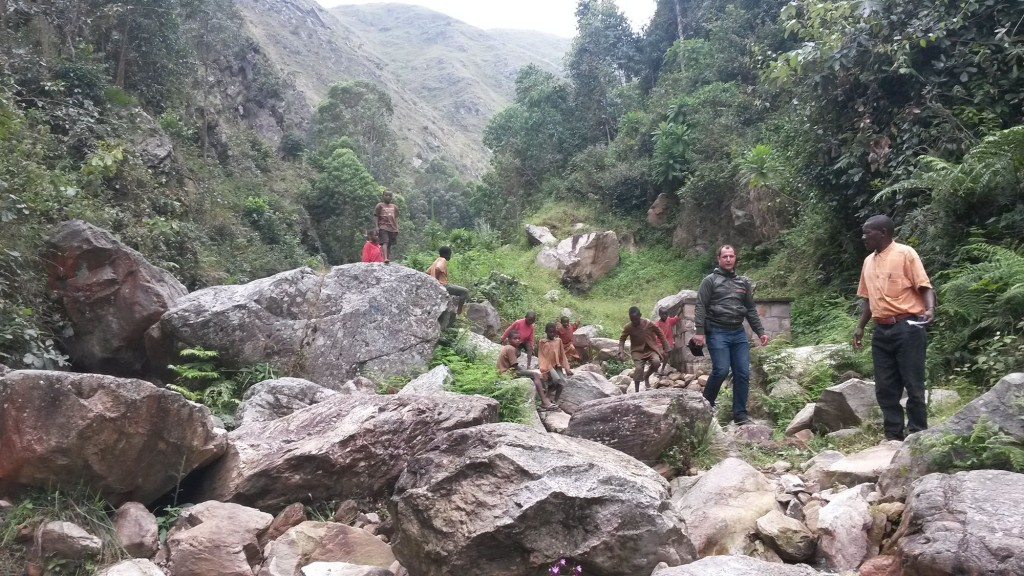 Burundi watershed management project