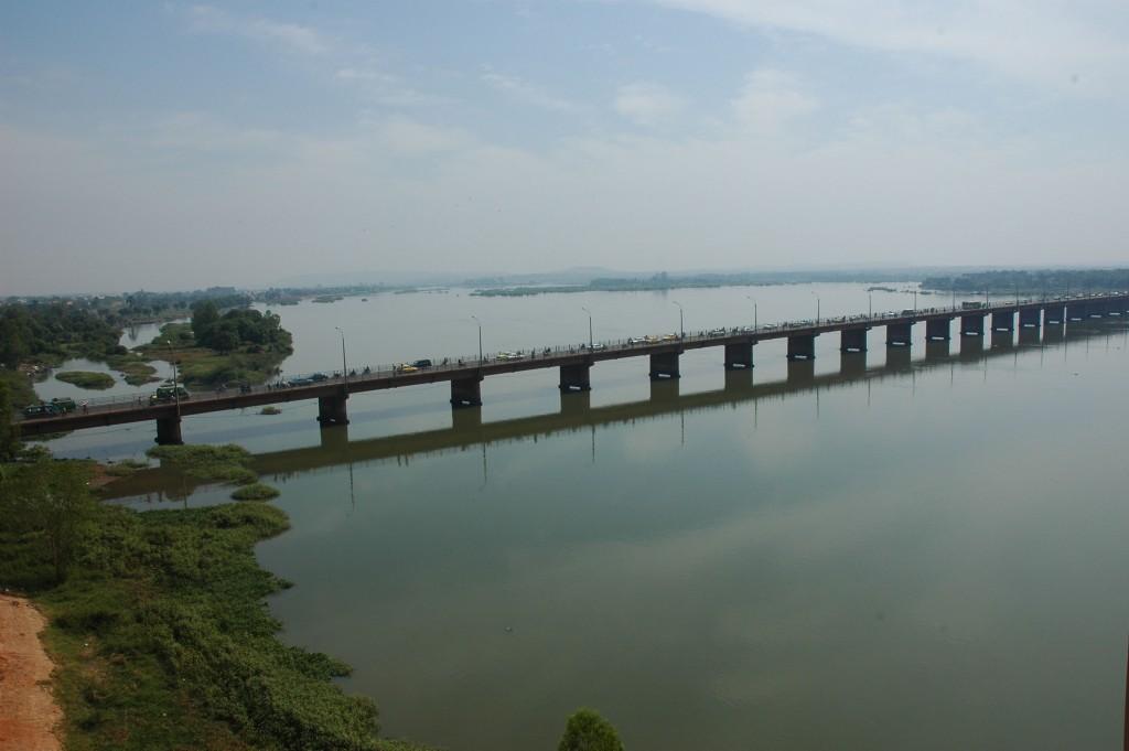 Structural analysis of Bamako bridges