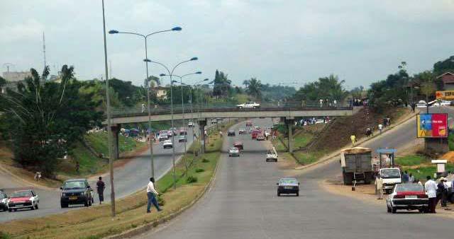 Libreville expressway (31 km)