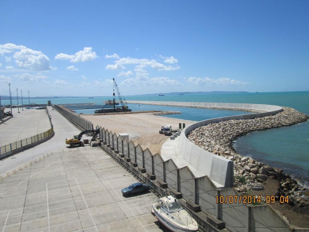 Durrës port