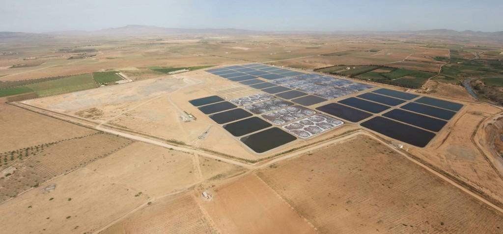 Wastewater treatment - Oujda