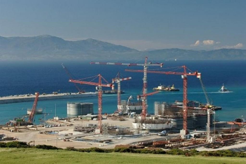 Port de Tanger Méditérranée