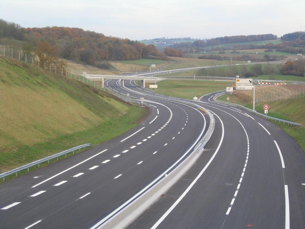 Dakar - Thies highway