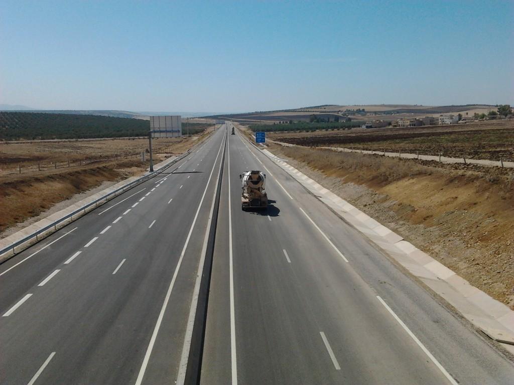 Fez - Tahla highway
